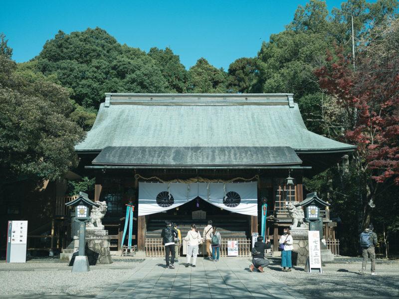 宇都宮二荒山神社、七五三ロケ、5歳七五三、ゆうくん!