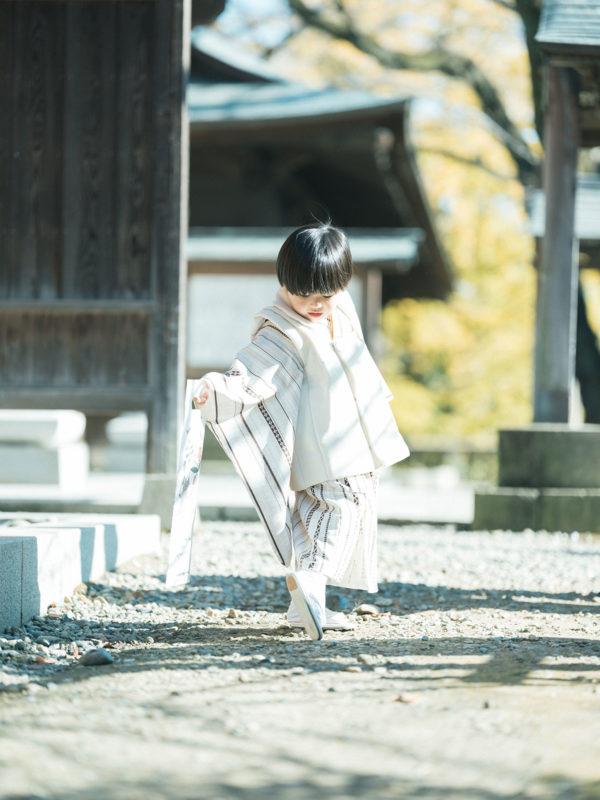 宇都宮二荒山神社、七五三ロケ、3歳男の子の七五三、かいちゃん!千歳飴