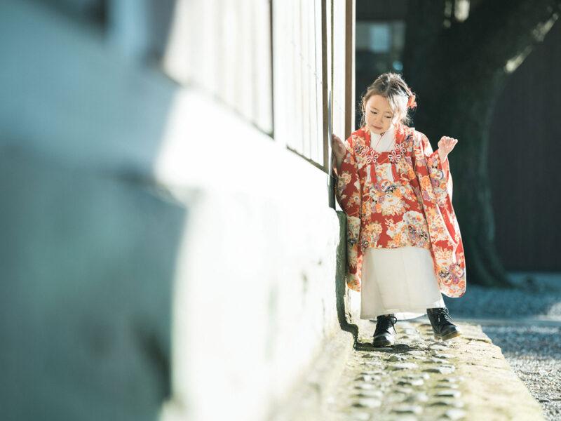 宇都宮二荒山神社ロケ、3歳七五三、まひろちゃん!ブーツ、お洒落コーデ