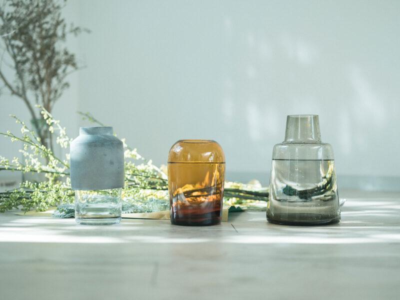 Willmann Vase、Troll Vase、Flora Vase、枝物