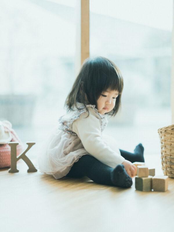 1歳バースデーフォト、ことはちゃん!