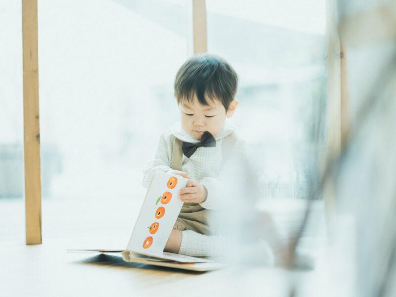 1歳バースデー、はるくん!絵本、はらぺこあおむし