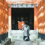 宇都宮二荒山神社、七五三ロケ、5歳七五三、あさひくん!稲荷神社