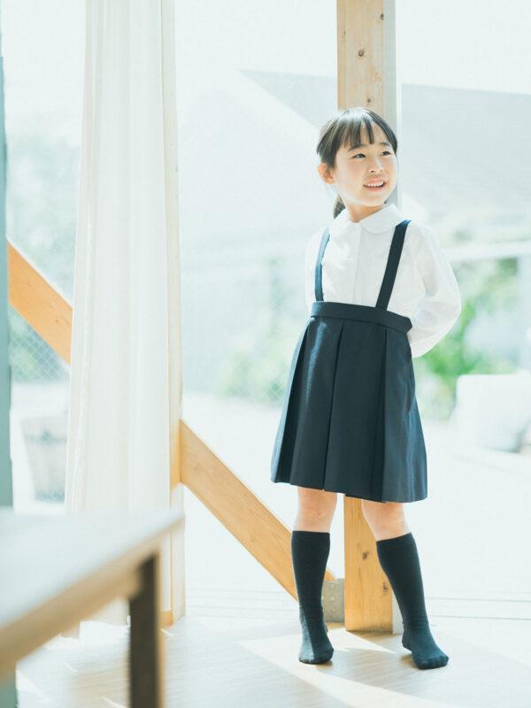入学記念、みりちゃん!