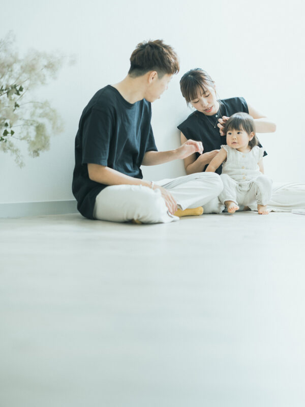 いおちゃん、家族写真!