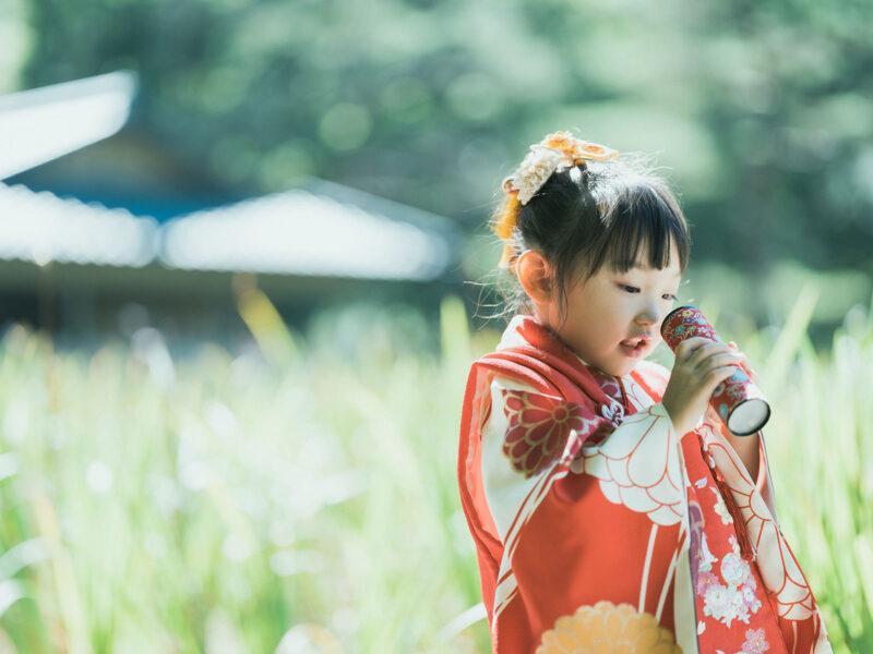 古峯神社、古峯園、3歳七五三、みとちゃん!万華鏡