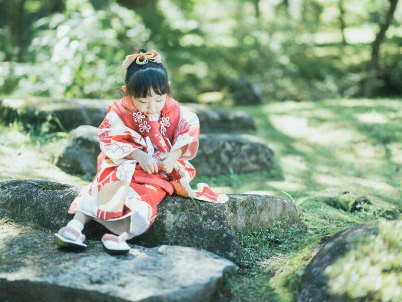 古峯神社、古峯園、3歳七五三、みとちゃん!